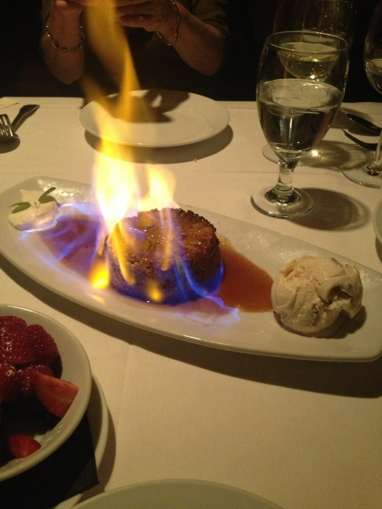 Pineapple upside down cake is the best desert yelp for Wild fish san antonio