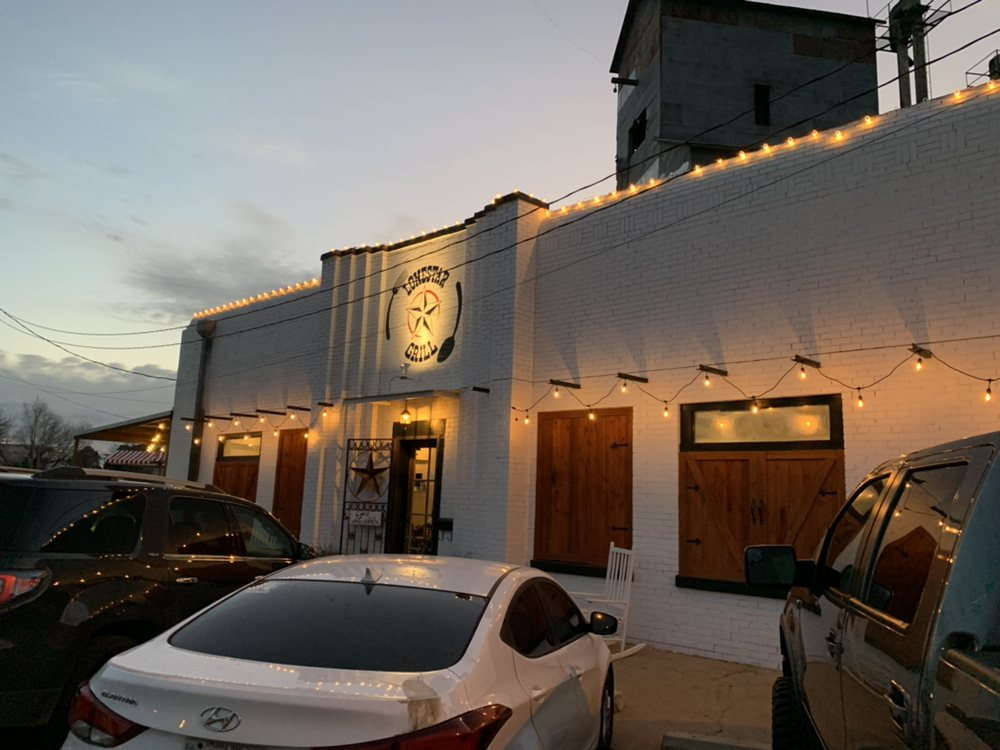 Lone Star Grill: 101 Twitchell Ave, Littlefield, TX