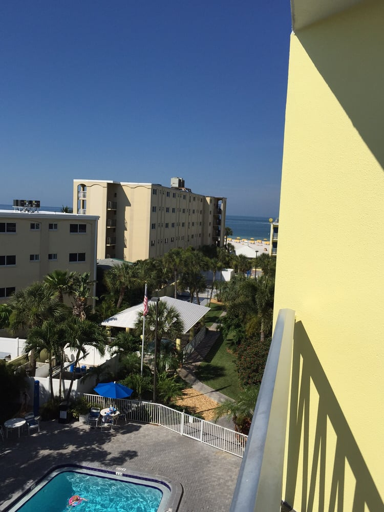Hotels Near  Gulf Blvd St Pete Beach Fl