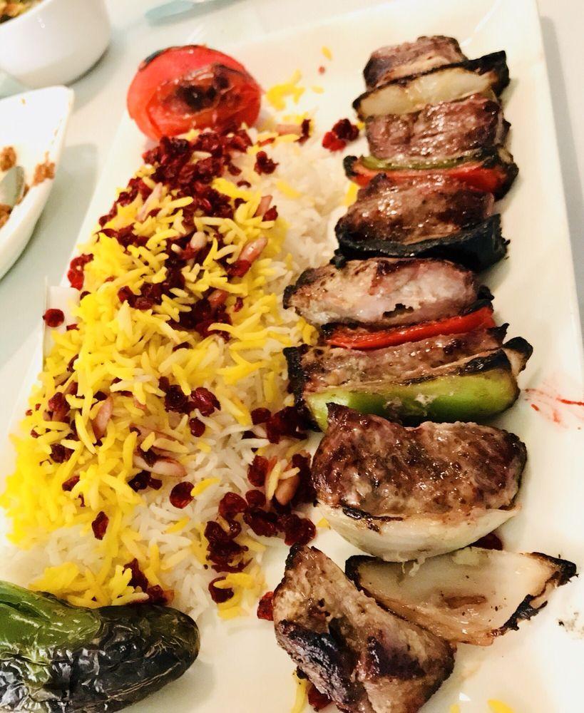 Surena Persian Cuisine: 9625 E Arapahoe Rd, Centennial, CO
