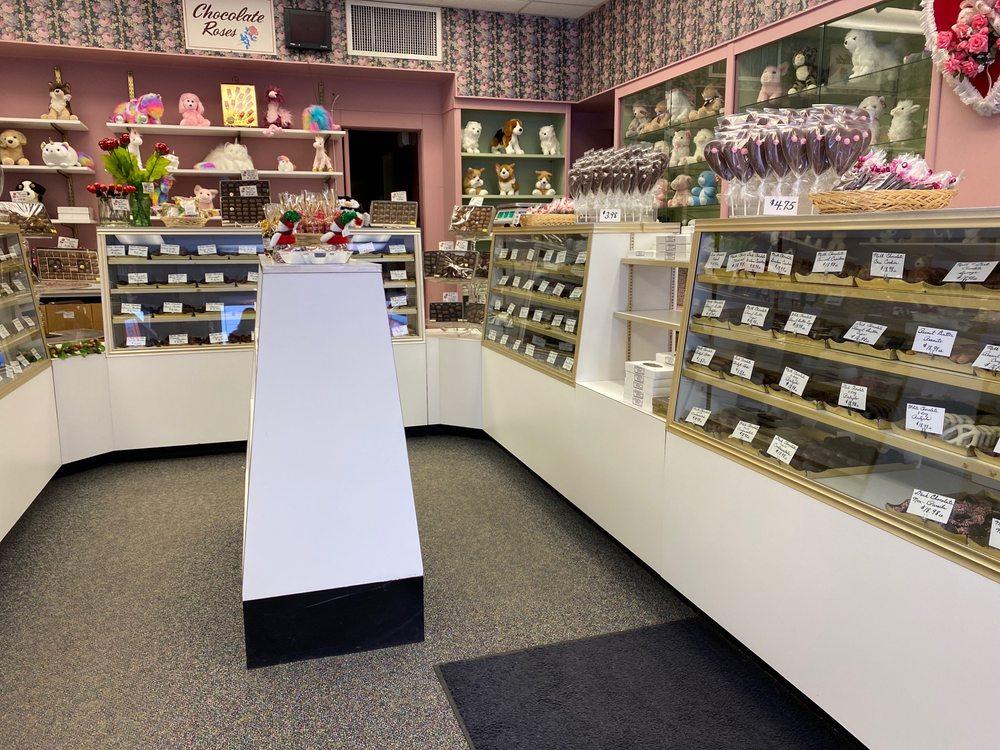 Genevieve's Home Made Chocolates: 174 Ray St, Garfield, NJ