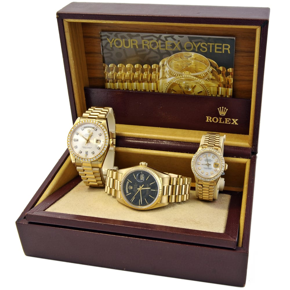 Kentucky ohio 39 s largest selection of pre owned rolex for Jh jewelry guarantee 2 years