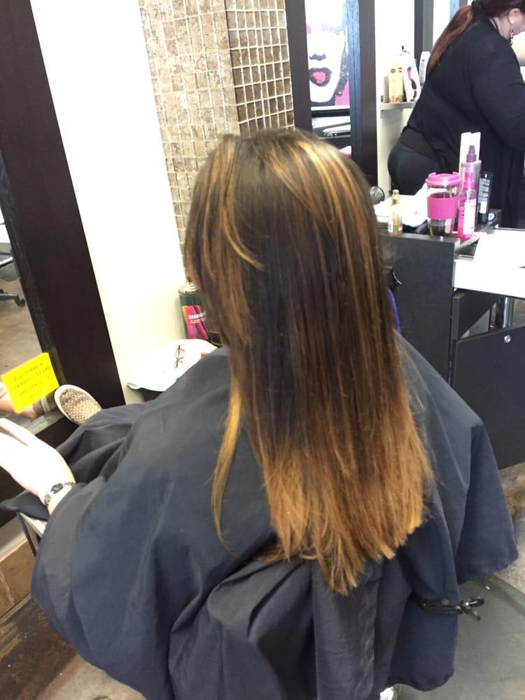 Balayage by nicole yelp for Edge hair salon