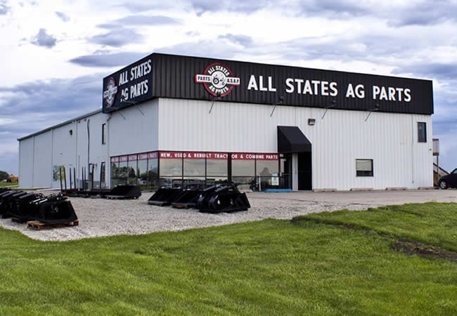 All States Ag Parts: 10 Ellefson Dr, De Soto, IA