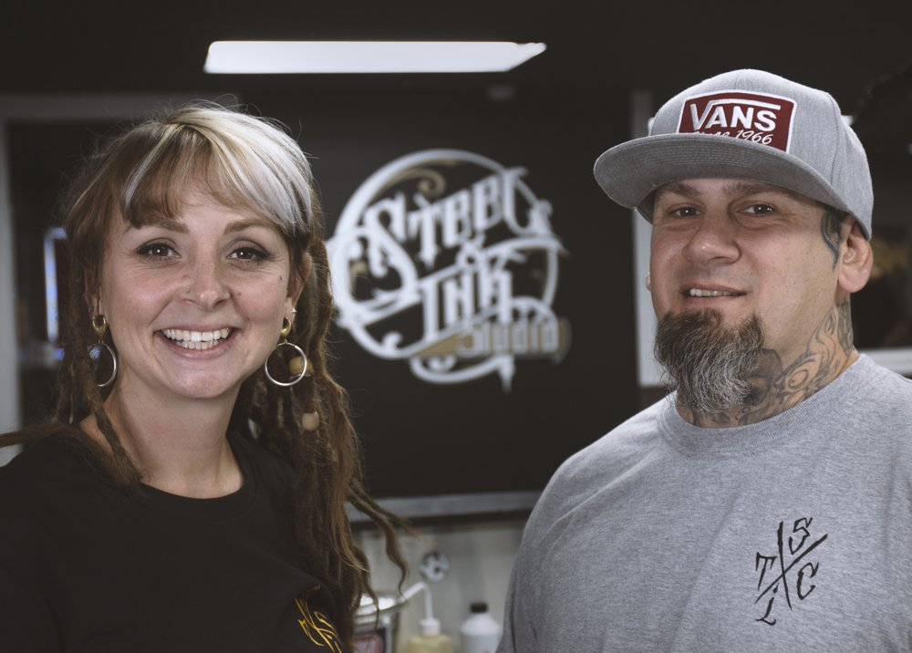 Steel & Ink Tattoo Studio: 3565 Ritz Ctr, Saint Louis, MO