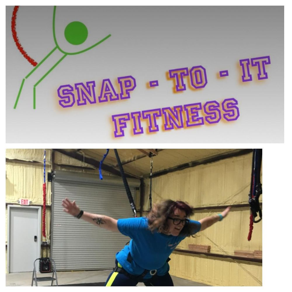 Social Spots from Snap-To-It Fitness Bungee Fitness Workout