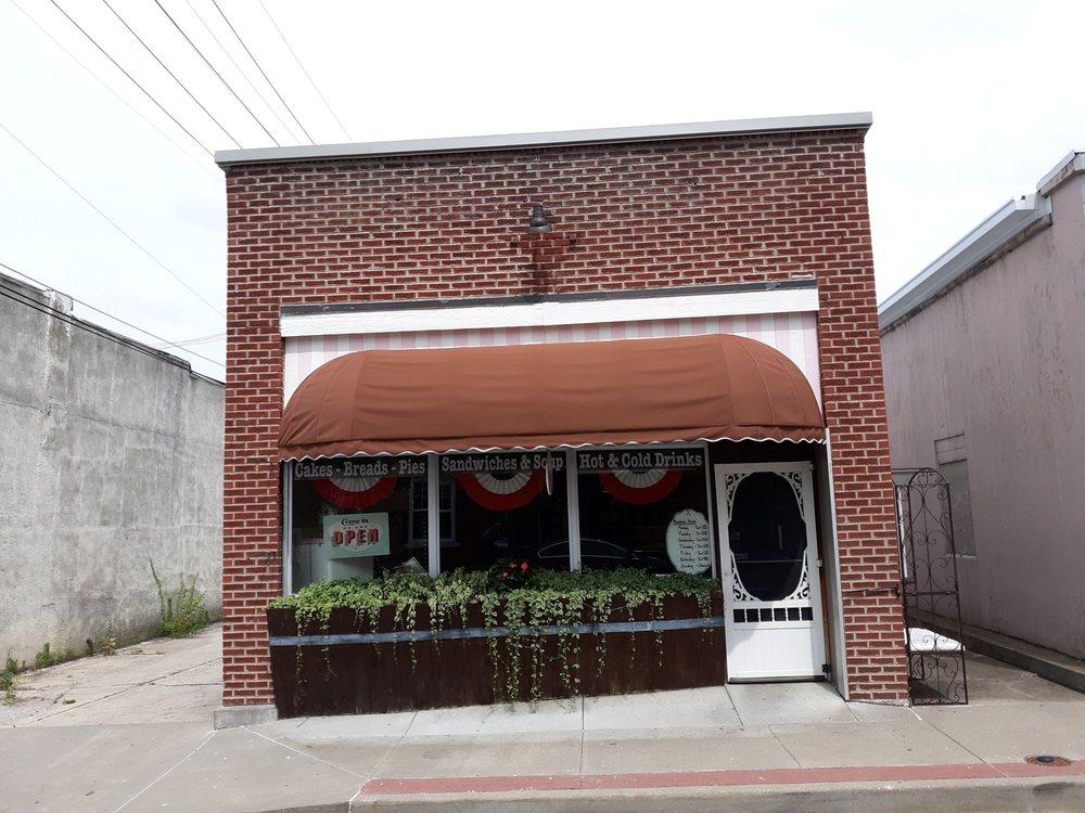 The Flour Box Bakery: 223 S Wood St, Neosho, MO
