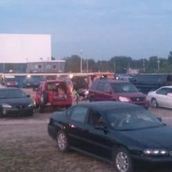 Drive in theaters in flint michigan