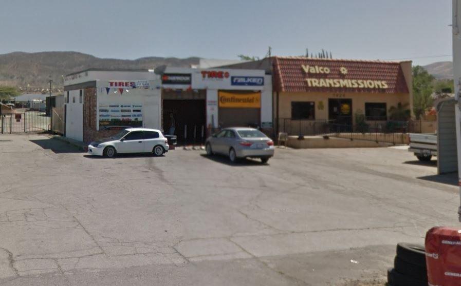 Junior Tires: 7826 Pearblossom Hwy, Littlerock, CA