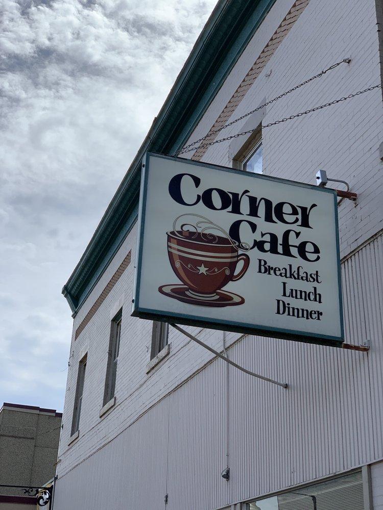 Corner Cafe: 30 W Main St, Belleville, WI