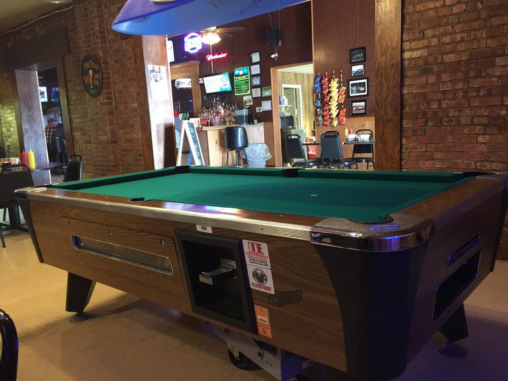 Topsy's Tavern: 23 W Front St, El Paso, IL