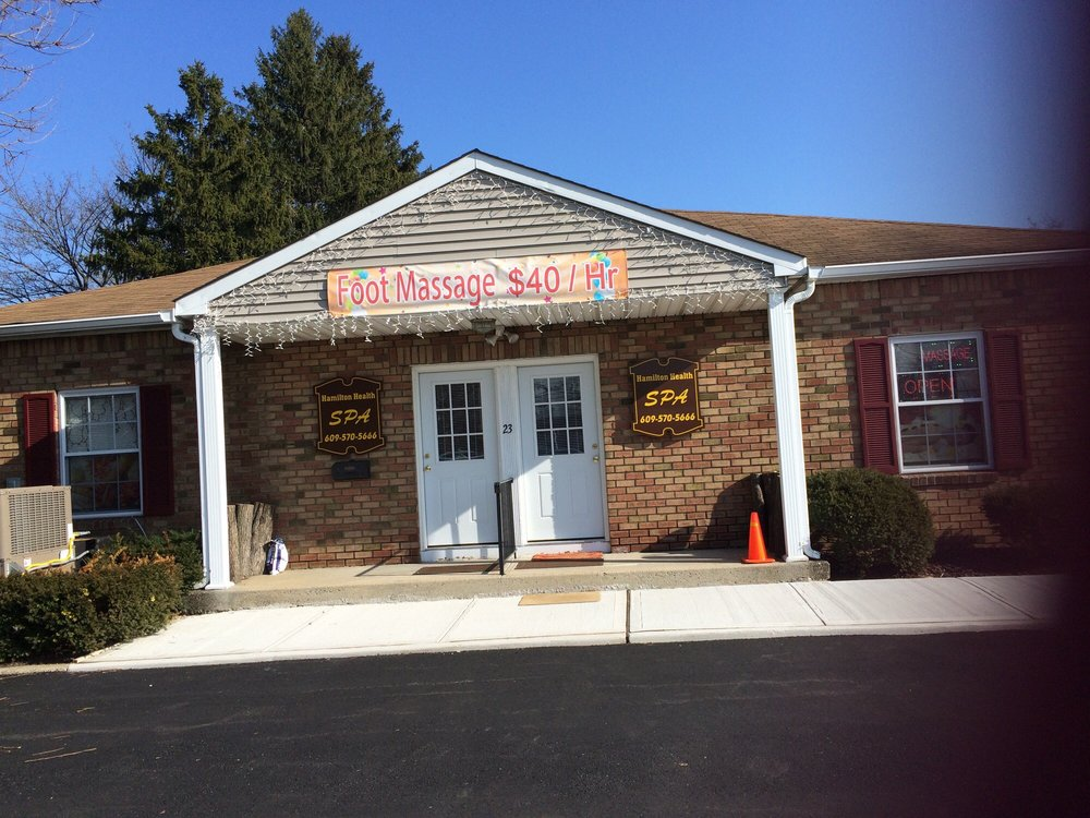 Hamilton Health Spa LLC: 941 Whitehorse Mercerville Rd, Hamilton Township, NJ