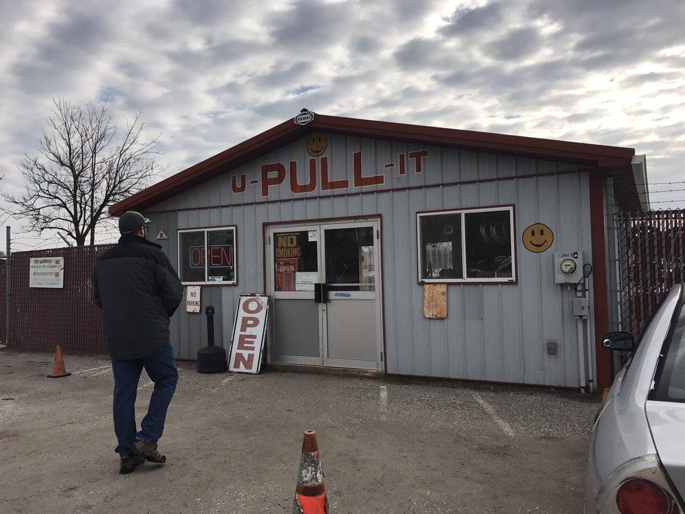 U Pull It of Albion: 114 Cross Keys Rd, Berlin, NJ