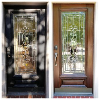 Photo Of Sturdy Doors Refinishing   Houston, TX, United States