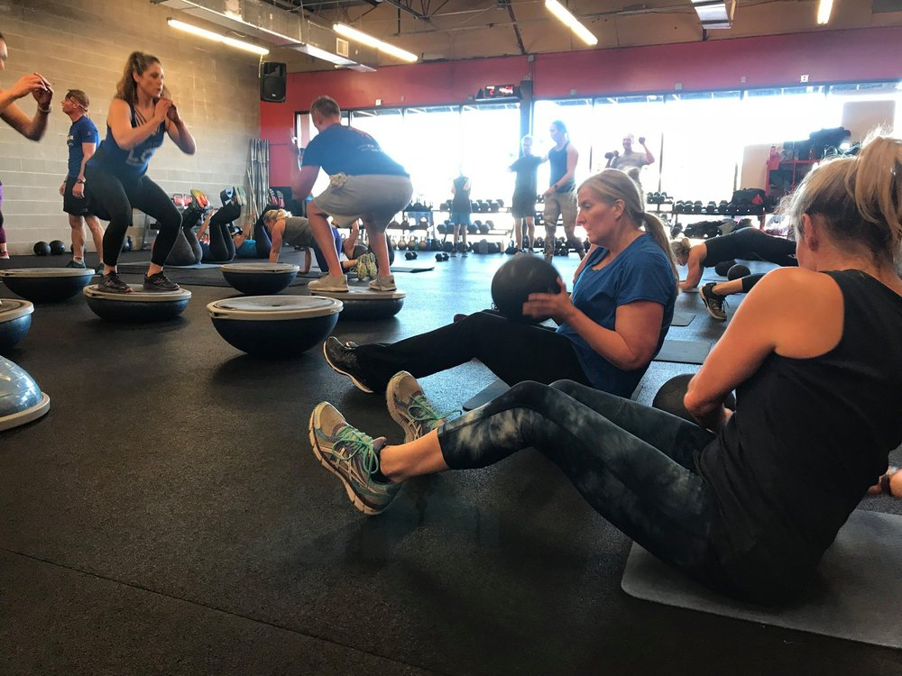 Manic Training - Highlands Ranch: 2000 E County Line Rd, Highlands Ranch, CO