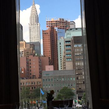 Photo of Delegates Dining Room   New York  NY  United States  The view. Delegates Dining Room   24 Photos   22 Reviews   American