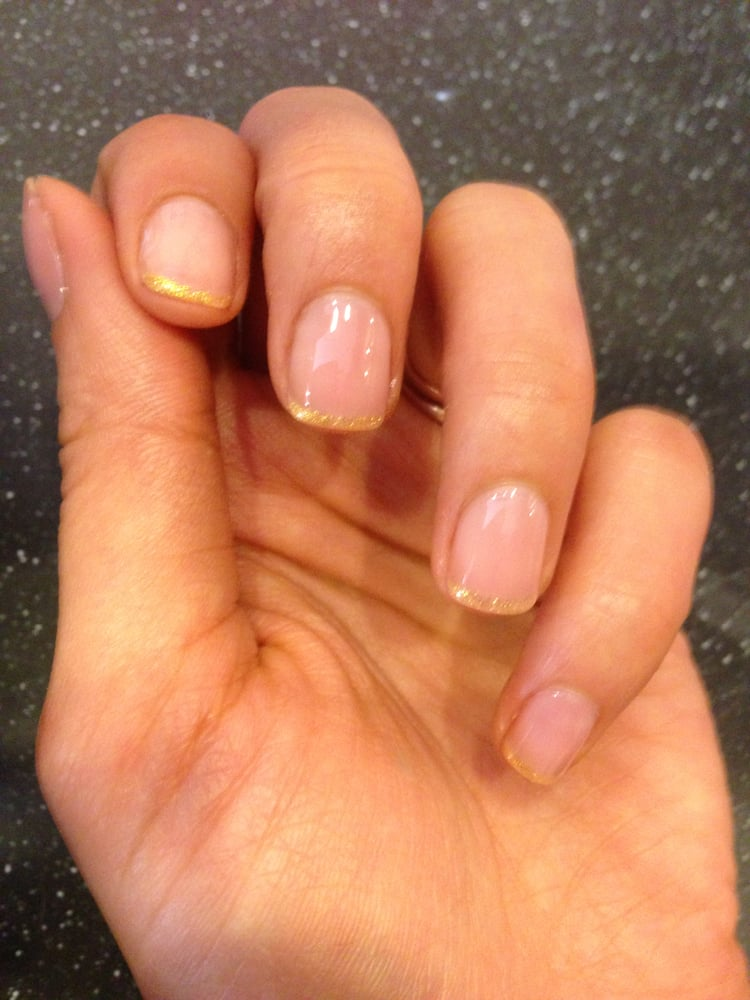 No chip gold french yelp for A q nail salon collinsville il