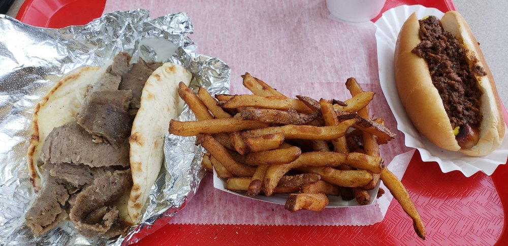 Jay's Famous Hot Dogs: 11748 Market St, North Lima, OH