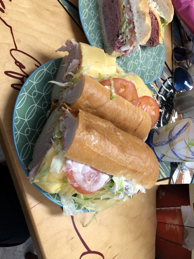 Borderline Deli: 1218 Burlingham Rd, Pine Bush, NY
