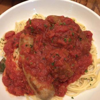 Photo Of Olive Garden Italian Restaurant   Glendale, CA, United States.  Spaghetti With