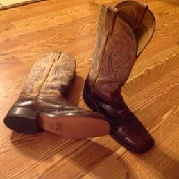 Reuters Shoe Repair Topeka Ks