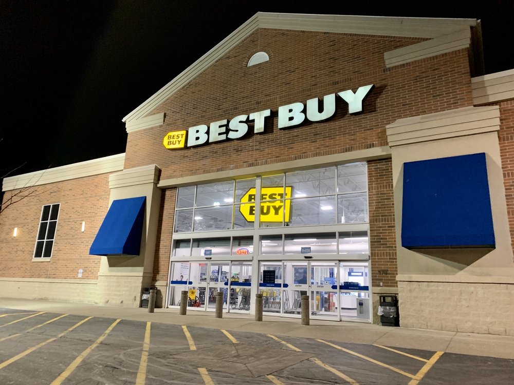 Best Buy - Macedonia: 470 E Aurora Rd, Macedonia, OH