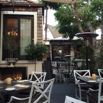 Photo Of Wilshire Restaurant   Santa Monica, CA, United States. Outdoor  Patio