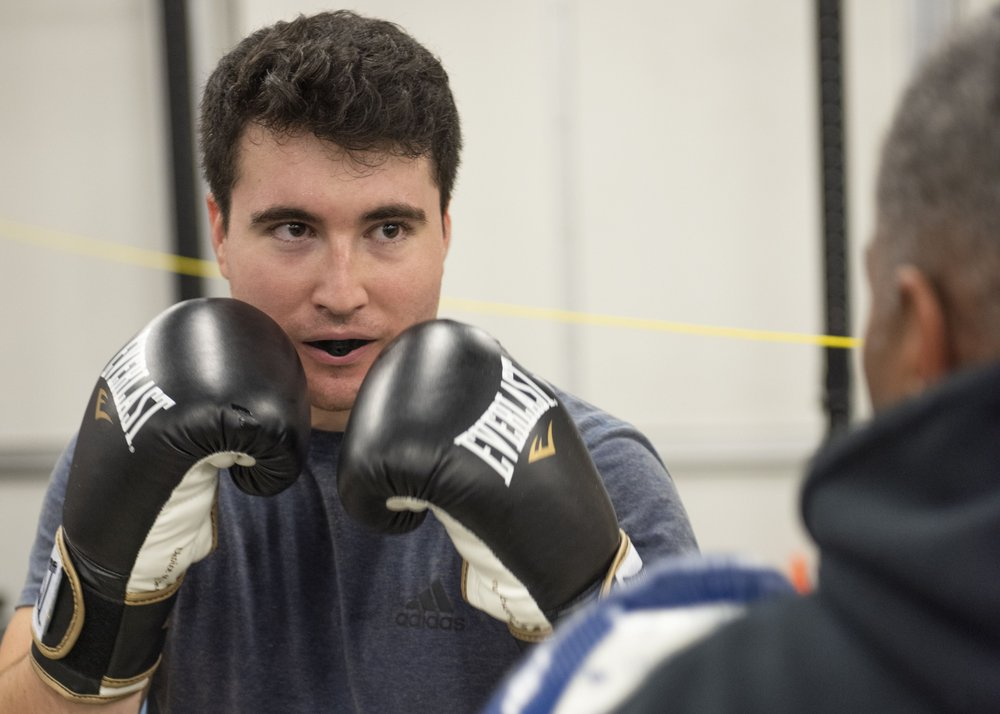 Cape Fear Boxing: 1019 Market St, Wilmington, NC