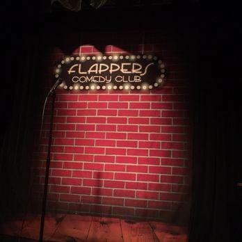 4142ef4ddfa Flappers Comedy Club   Restaurant - CLOSED - 91 Photos   128 Reviews ...