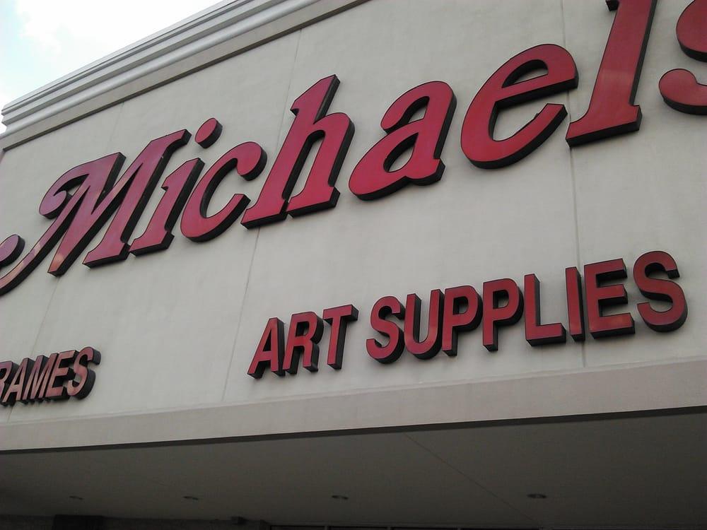 Michaels arts crafts 6275 university dr huntsville for Michaels crafts phone number