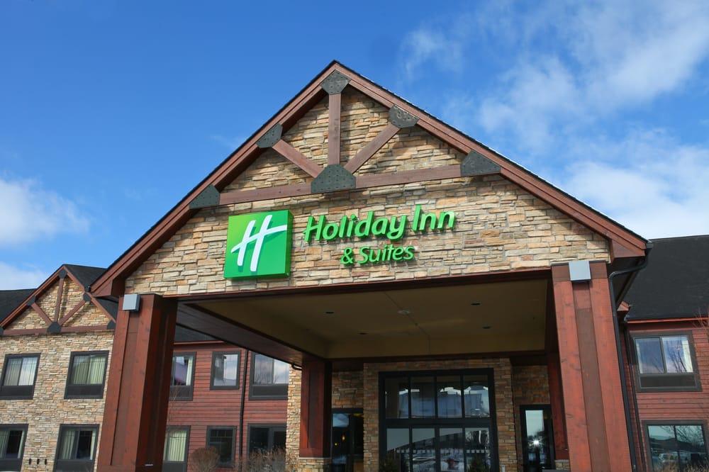 Holiday Inn & Suites St. Paul NE - Lake Elmo: 8511 Hudson Blvd N, Lake Elmo, MN