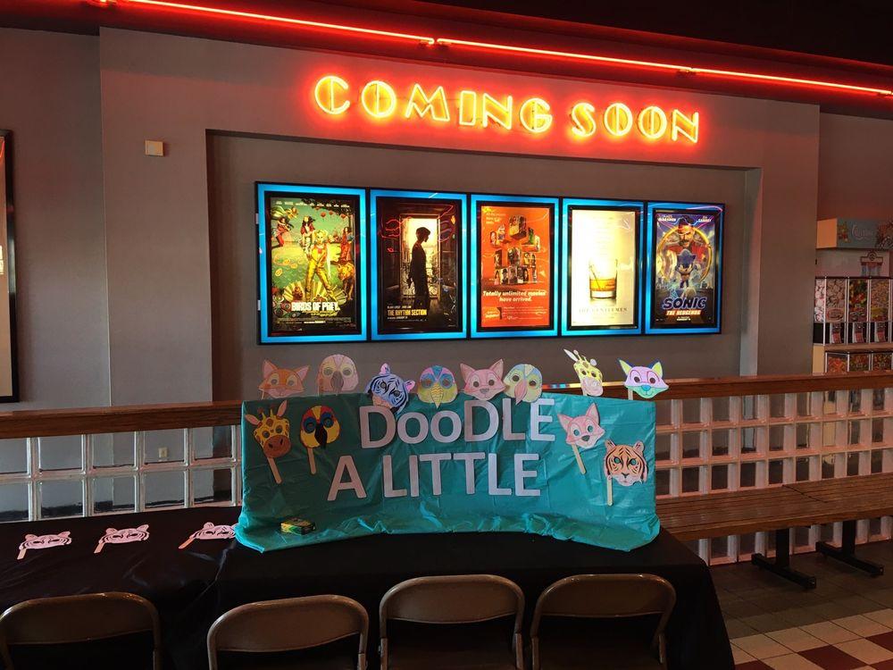 Regal Moraine Pointe Cinema: 300 Moraine Pointe Plz, Butler, PA