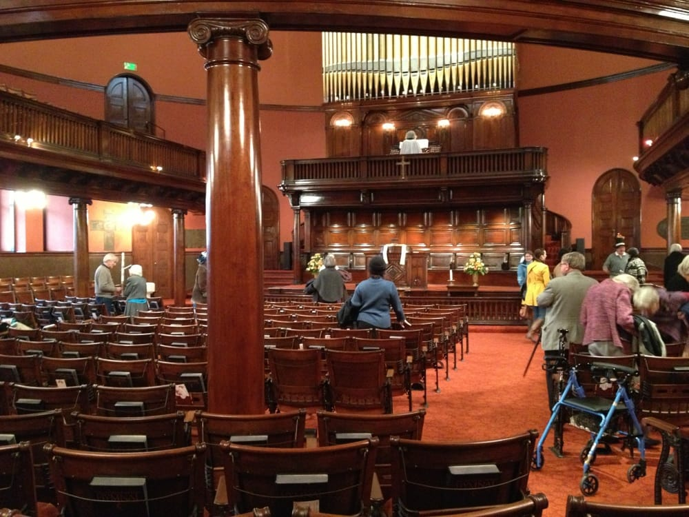 Lovely Lane United Methodist Church: 2200 Saint Paul St, Baltimore, MD