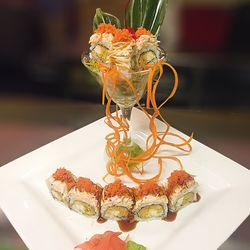 Photo Of Kabuki Restaurant Downtown Knoxville Tn United States Roll