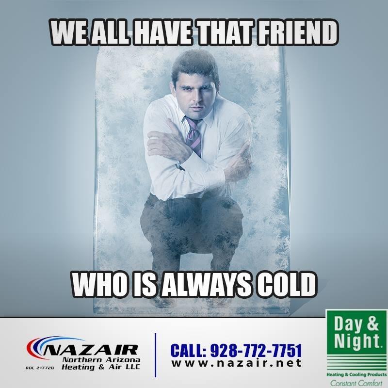 Northern Arizona Heating & Air: 5860 Sherril Dr, Prescott Valley, AZ