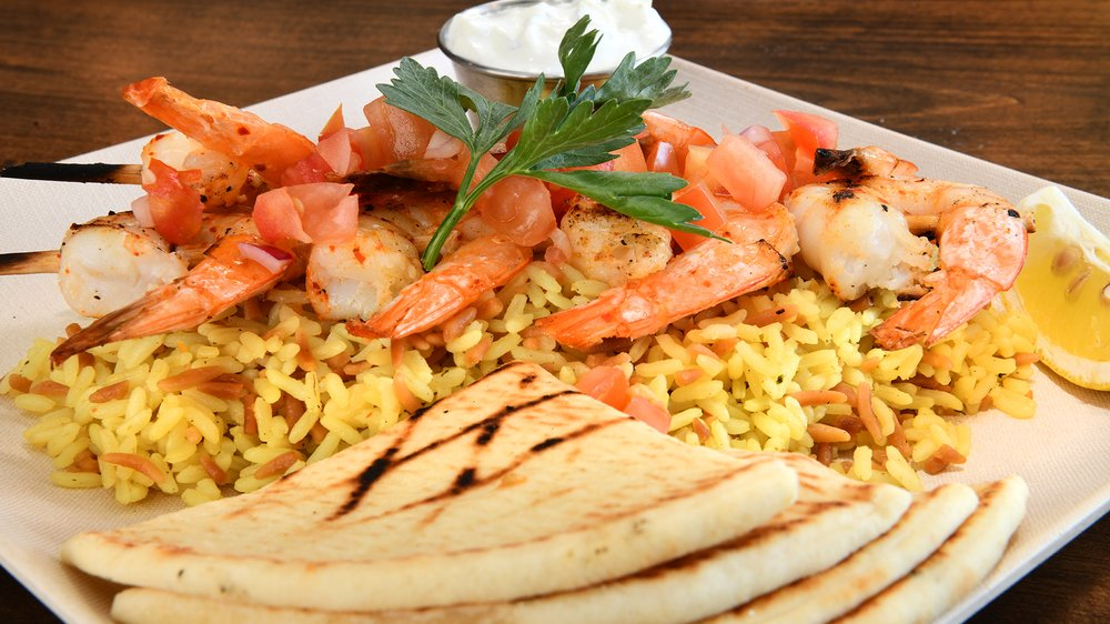 The Great Greek Mediterranean Grill - The Colony: 3750 Plano Pkwy, The Colony, TX