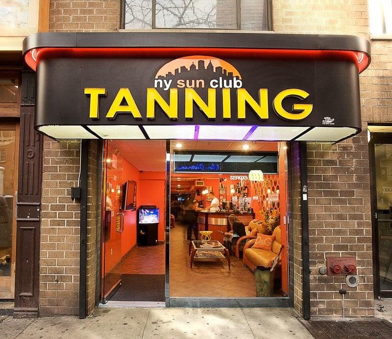 NY Sun Club Tanning & Airbrush: 382 3rd Ave, New York, NY