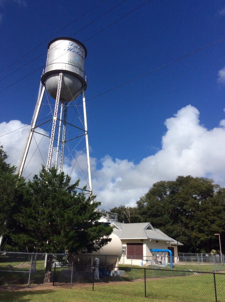 Lake Helen Water Tower: 109 Cassadaga Rd, Lake Helen, FL