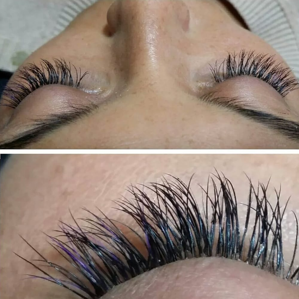 Lash Out Eyelashes Eyelash Service 19904 35a Avenue Langley Bc