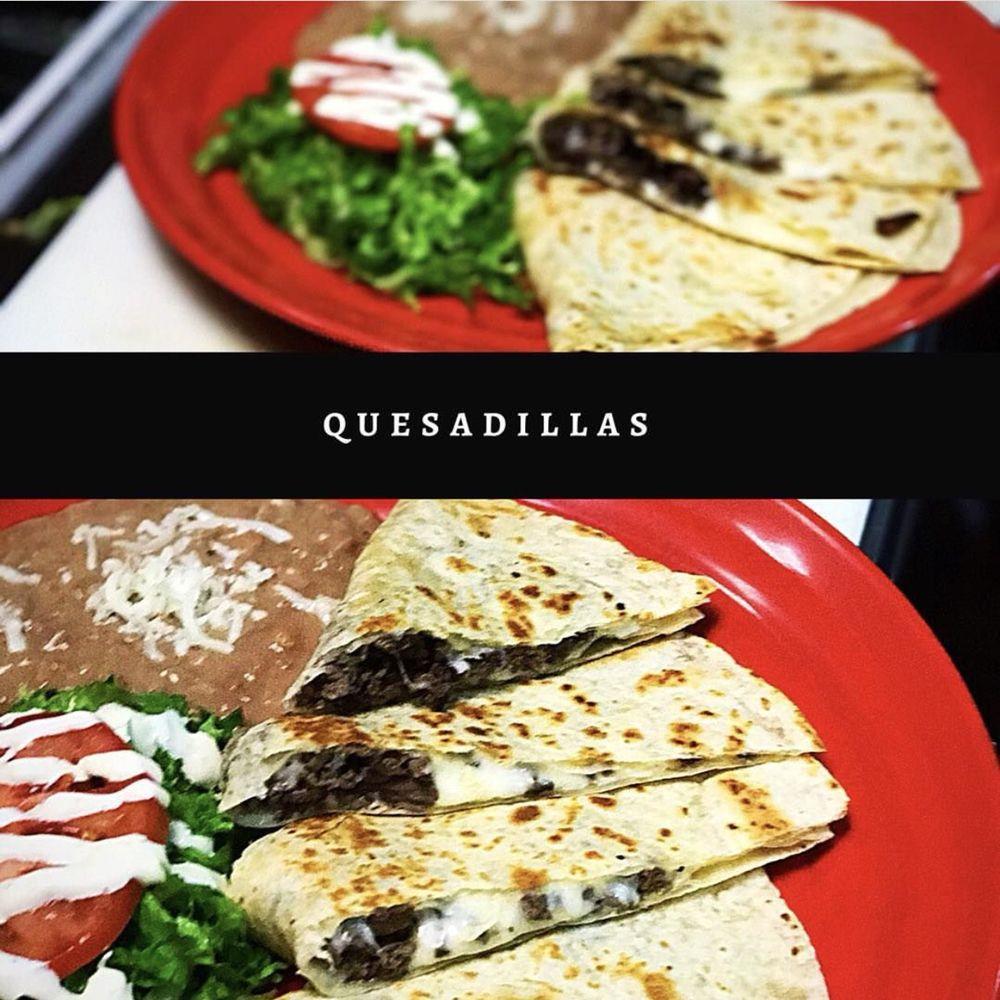Mexican Food La Ranchera