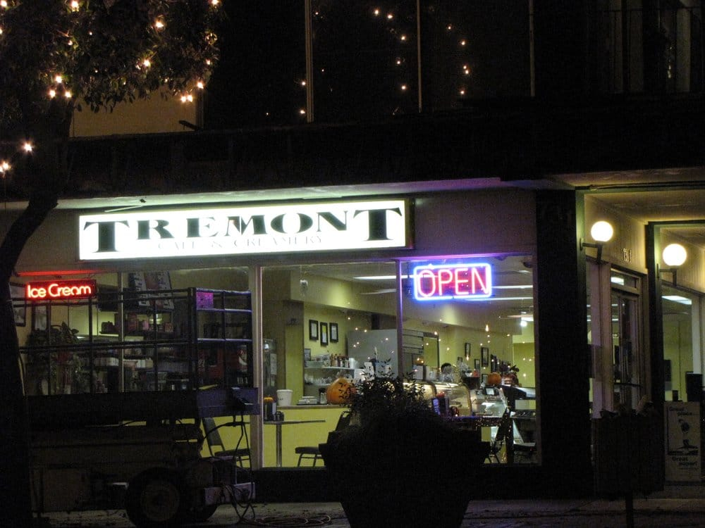 Tremont Cafe Red Bluff Ca