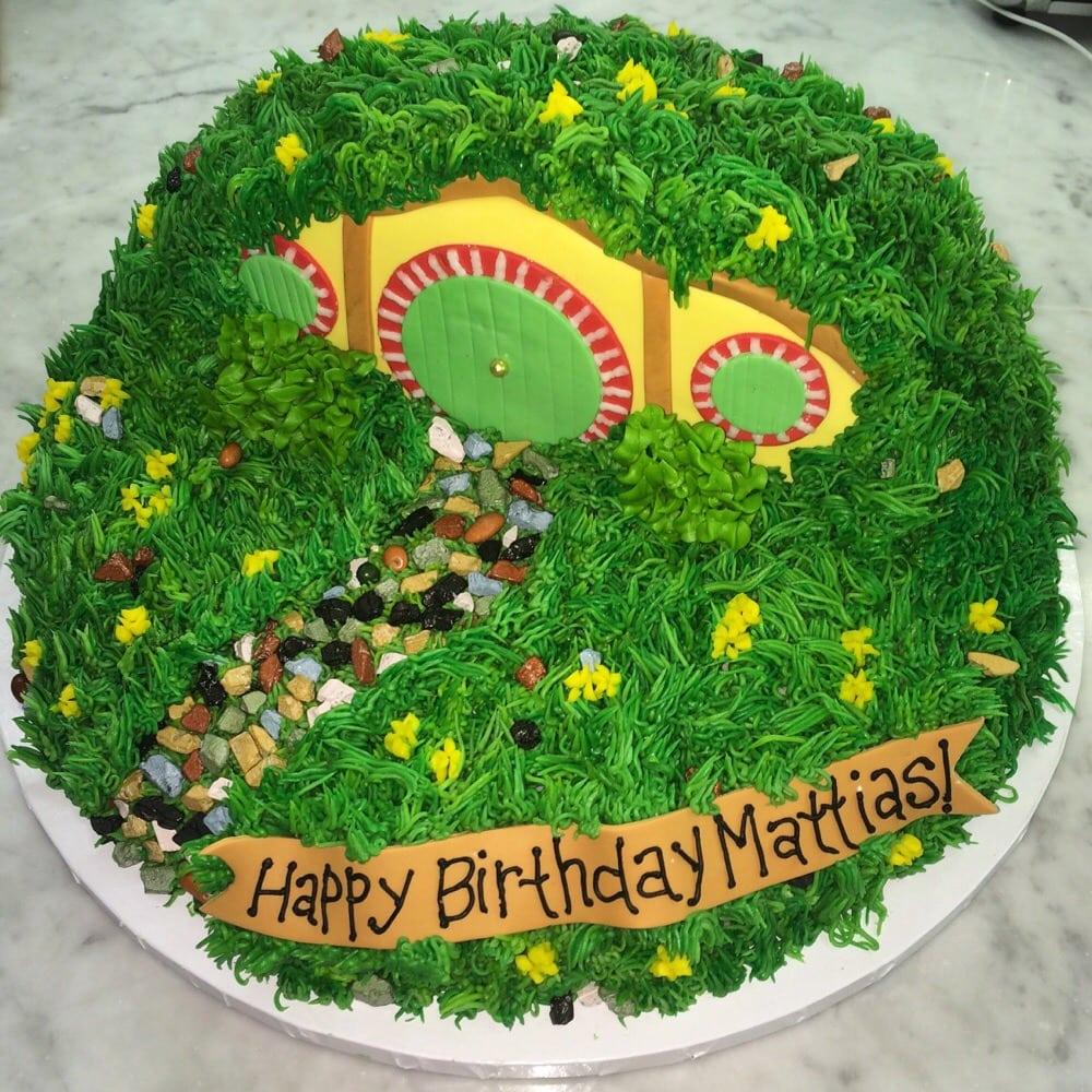 Fantastic Superbowl Birthday Cake For A Girl Yelp
