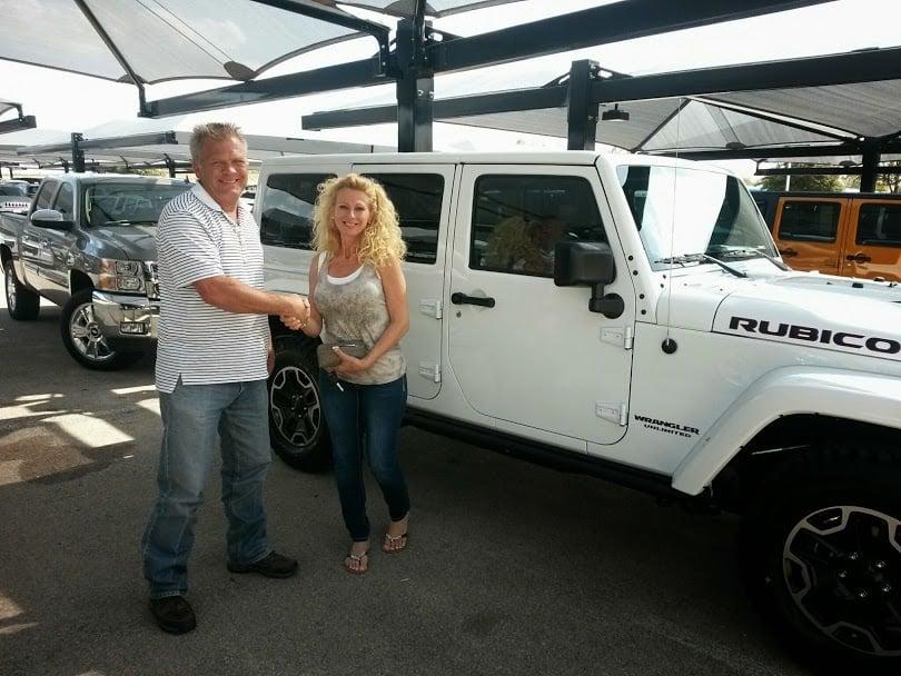 Lola Merlene Barina Huebner Just Purchased A New 2015 Jeep Wrangler