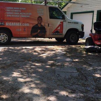 Photo Of A1 Garage Door Repair   North Wichita, KS, United States