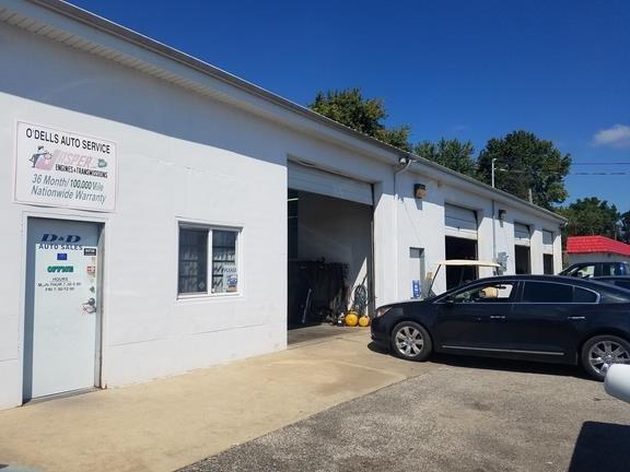 O'Dell's Garage: 421 N Dirksen Pkwy, Springfield, IL