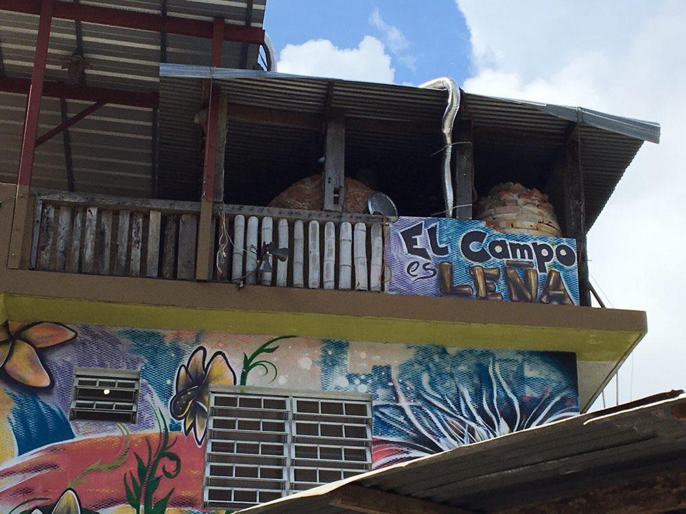 El Campo Es Leña: Carr. 521 Km 7.8 Bo. Vegas Arriba, Adjuntas, PR