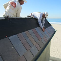 Awesome Photo Of Top Roofing   Los Angeles, CA, United States. DaVinci Tile  Installation
