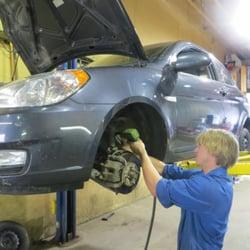 Hanson s auto repair send message auto repair 2b 962 for Hanson motors service department