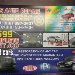 Joes Auto Repair >> Joe S Auto Repair And Paint Request A Quote Auto Repair 13823