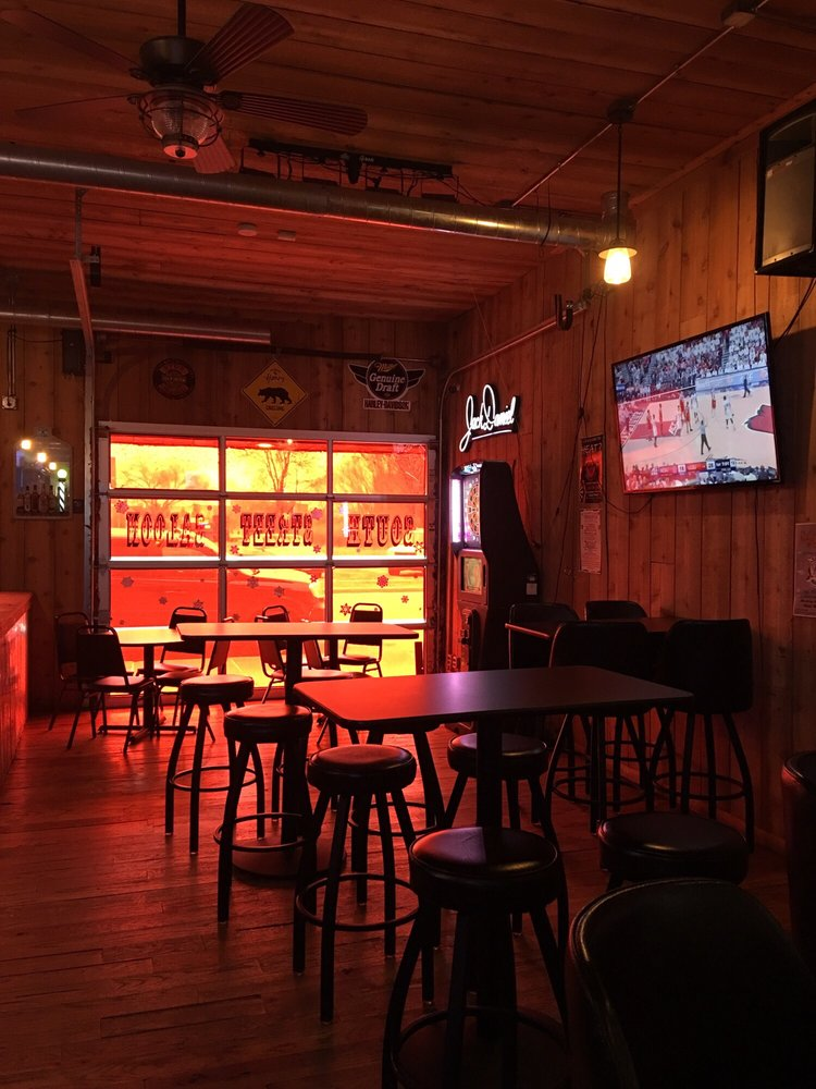 South Street Saloon: 206 E South St, Danville, IL